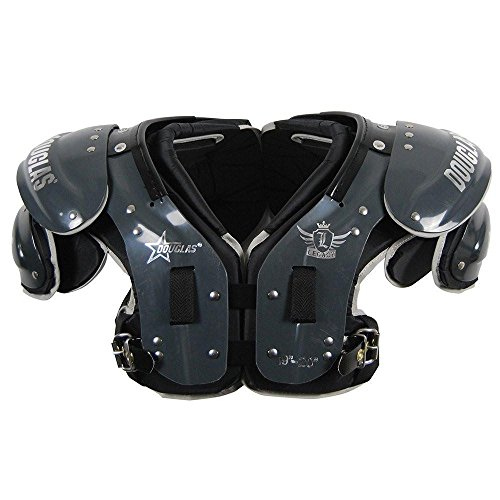 Douglas Adult Legacy DD Football Shoulder Pads Large