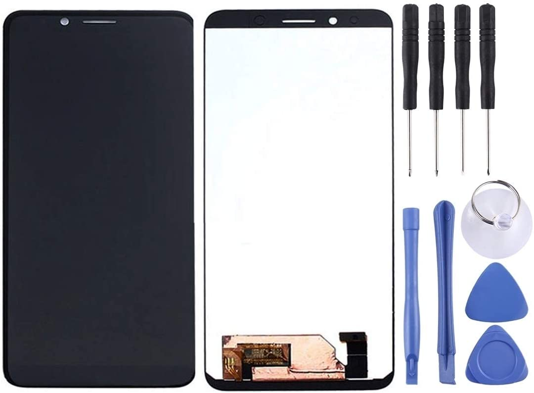 LCD Full Assembly for UMIDIGI Power 3 Cell Phone LCD Screen Replacement Parts HEGUANGWEI Touch Panel
