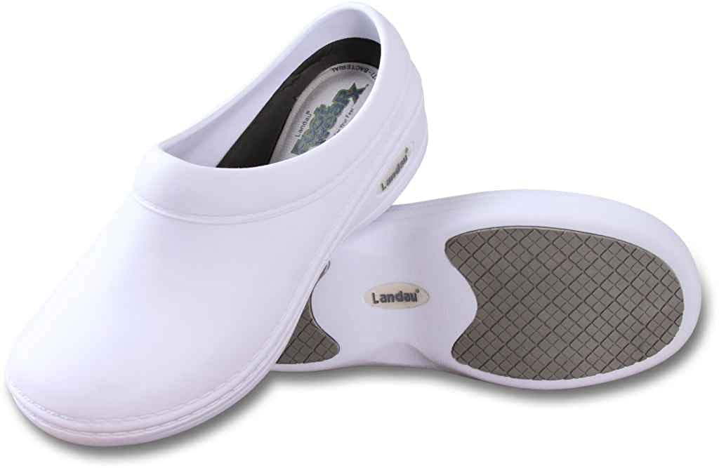 for genuine desc product ladies casual new women flats healthcare platform white massage comforter nurse comfortable shoes leather gallery