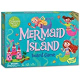 Peaceable Kingdom Mermaid Island Award Winning Cooperative Game of Adventure for Kids
