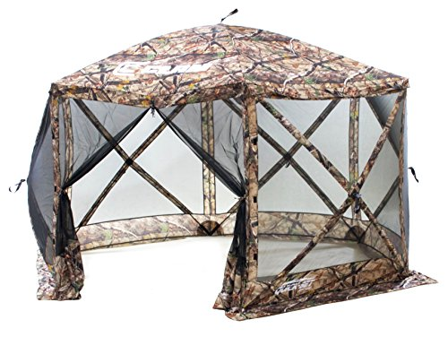 Clam Quick Set Escape Screen Shelter