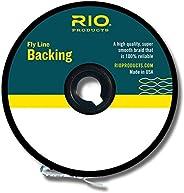 RIO Dacron Fly Line Backing 20 or 30 lb 100 to 5000 yd White Orange Yellow