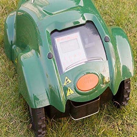 Amazon.com: Cortacésped robótico SHPEHP con sensor de lluvia ...