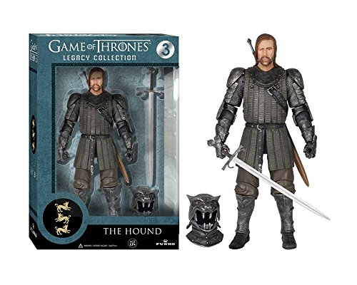 Funko Legacy Action: GOT - The Hound Action Figure -