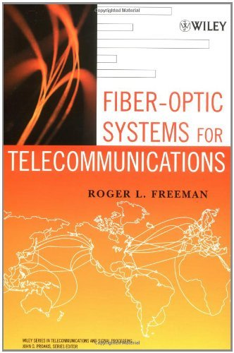 Download Fiber-Optic Systems for Telecommunications (Wiley Series in Telecommunications and Signal Processing) Pdf