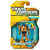 Hasbro Legends Transformers Hunt for the Decepticons Mini Action Figure - Gold Bumblebee