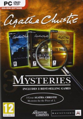 (AGATHA CHRISTIE: TRIPLE MYSTERY PACK)