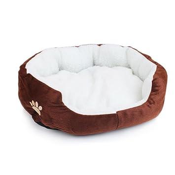 Aquir Mantas de Perro, Pet Puppy Cat Manta de Almohada de Cama Suave y Cálida