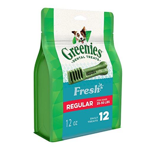 GREENIES Dental Treats Regular Freshmint