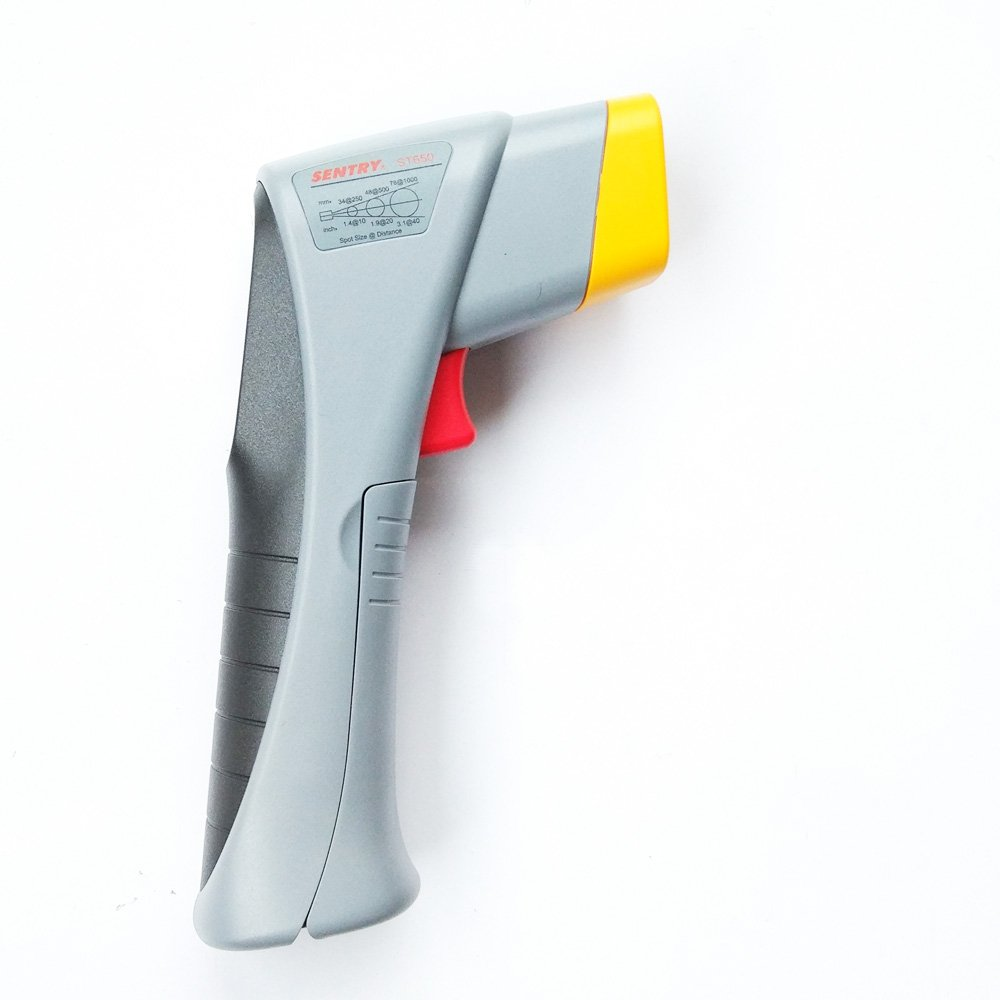 Sentry ST-650 Standard Infrared Thermometer -32~535°C(-25~999oF) by Sentry