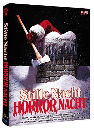 Stille Nacht - Horror Nacht (Phantastische Filmklassiker Nr. 5) - Mediabook/Limited Uncut Edition (Cover A)