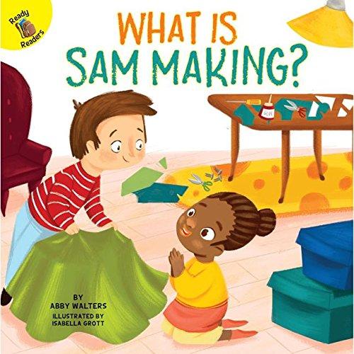 Download What is Sam Making? (Play Time) pdf epub