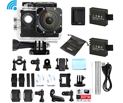 Sports-Action-Camera-1080p-Full-HD-Waterproof-WiFi-20-12MP-170-wide-angle-Camcorder-with-2-Batteries-and-Accessories-Diving-Cam-Bike-Helmet-Cam-Dash-Cam-Q2
