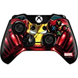 Cheap Marvel Ironman Xbox One Controller Skin – Ironman Close up Vinyl Decal Skin For Your Xbox One Controller