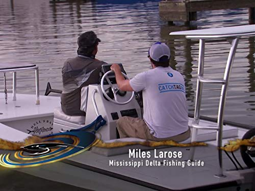 Louisiana Fly Fishing with Miles LaRose ()