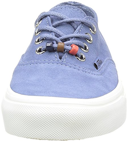 Furgoni Unisex-erwachsene Scarpe Da Ginnastica Autentico Decon Blau ((camoscio) Infinito / Blanc De Blanc)