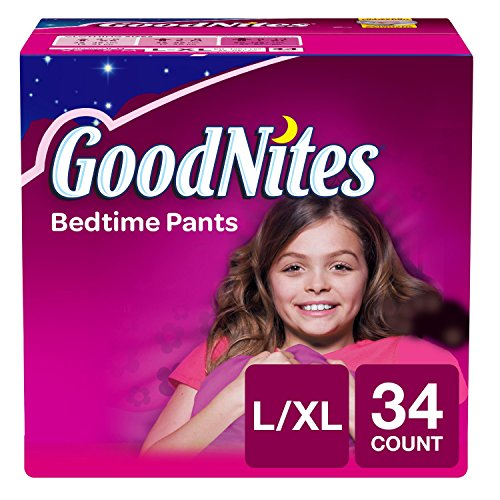 GoodNites Bedtime Bedwetting Underwear Large Extra