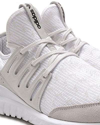 shop for sale online adidas Men's Tubular Radial Pk S76714 Trainers White cheap price pre order outlet shopping online sale wholesale price marketable cheap online vvZGTpMUQ