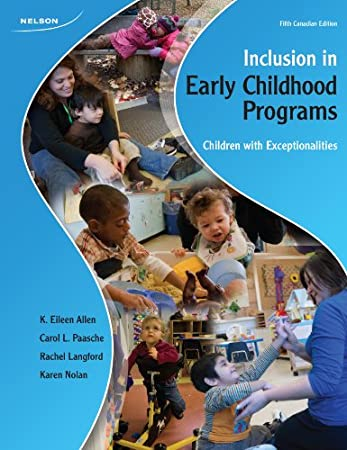 Amazoncom Inclusion In Early Childhood Programs Children With