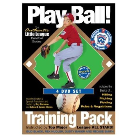 Play Ball Training Four Pack DVD