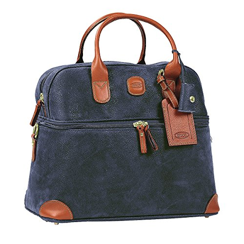 Bric's Luggage Life Tuscan Cosmetic Case (Blue) by Bric's