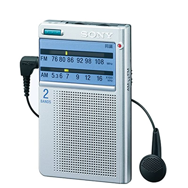 SONY 휴대용 라디오 ICF-T46