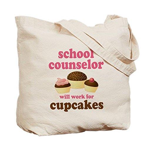 CafePress bolsa para herramientas de diseño de bolsa para herramientas de consejero escolar-