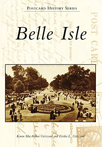 Belle Isle (Postcard History Series) ()