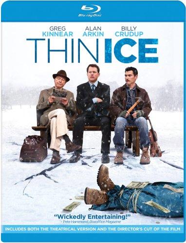 Thin Ice Blu-ray