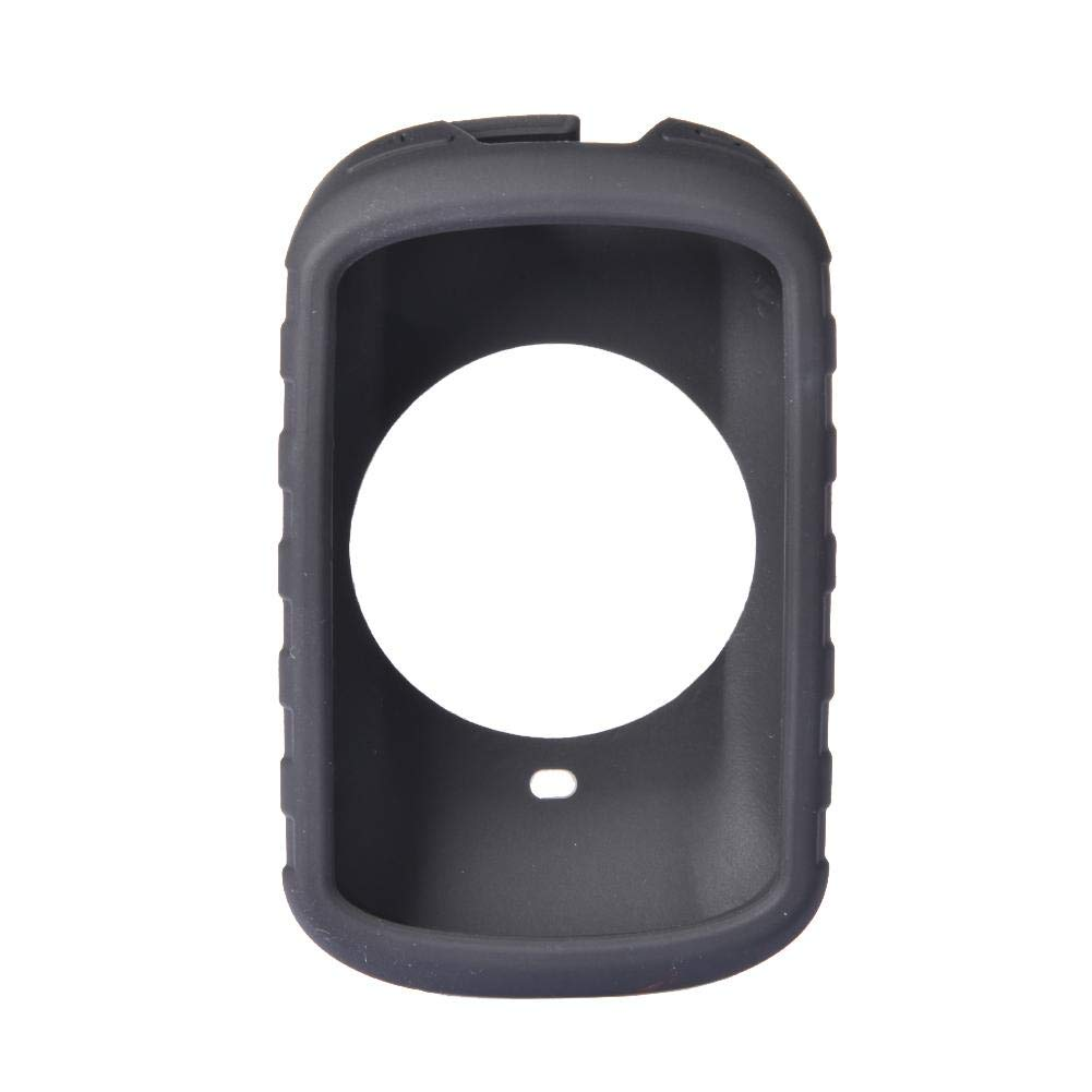 Case for Garmin Edge 830 GPS Silicone Protective Cover Skin GPS Bike Navigation Computer Accessories Black