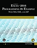 Microsoft Excel 2016 Programming by Example with