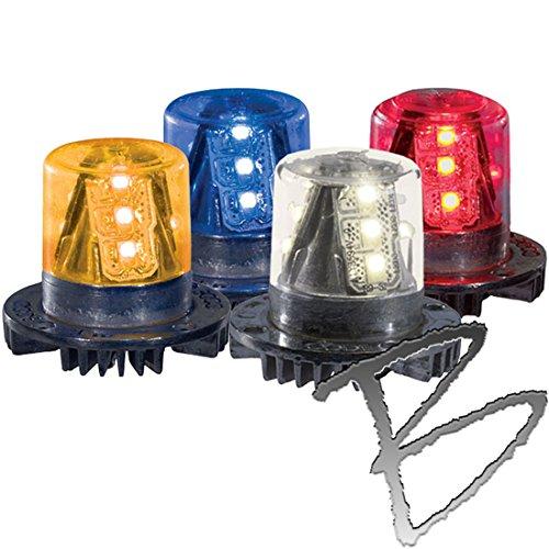 LED Hide-A-Blast Strobe Lighthead, White ()