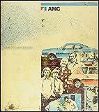 1976 AMC Pacer Repair Shop Manual Original