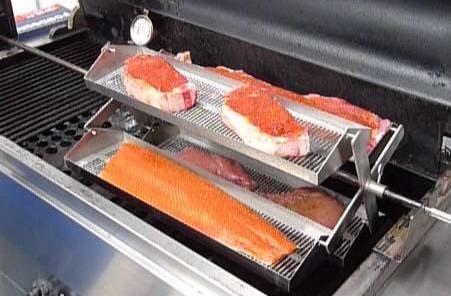 BBQ Innovations U301 Das Rib-O-Lator