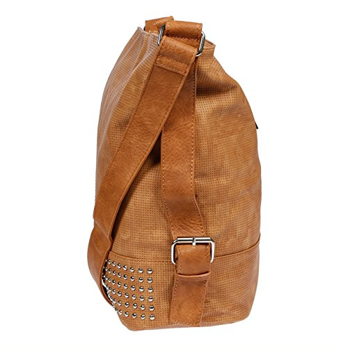 3122 à 3122 Marron à sac bandoulière XL cognac main Sac bandoulière cognac sac Femme à Owx5qUZv