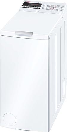 Bosch WOT24445 Waschmaschine Toplader A 1200 UpM 65 Kg Weiss AquaSpar System Active Water Amazonde Elektro Grossgerate