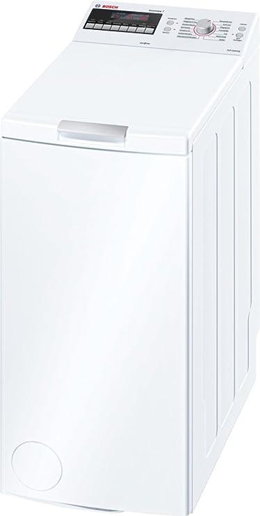 Bosch WOT24445 - Lavadora (Independiente, Color blanco, Superior ...