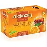 Alokozay Orange Tea Bags, 25 Bags