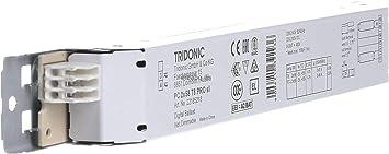 Tridonic PC1x18 T8 pro 1 x 18w T8 ballast électronique neuf *