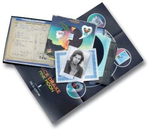 Pink Moon: Deluxe Edition [12 inch Analog]                                                                                                                                                                                                                                                    <span class=