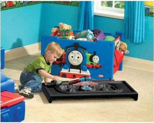 watch f2073 f3d5c Little Tikes Thomas and Friends Toy Box