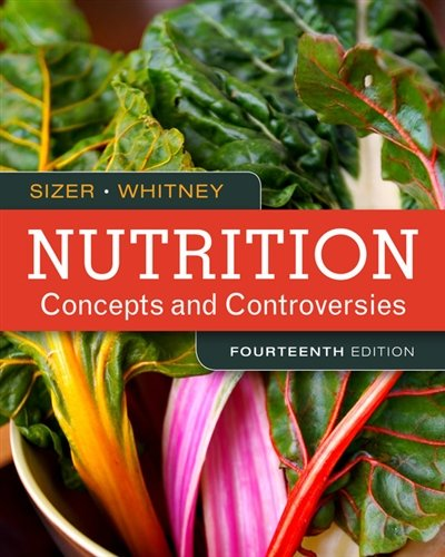 Nutrition: Concepts and Controversies -  Standalone book cover