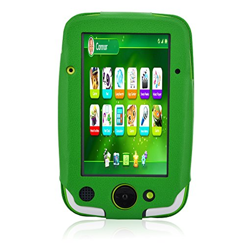 ACdream LeapPad Platinum Case, PU Leather Cover Case for LeapFrog LeapPad Platinum Kids Learning Tablet (NOT FIT LeapPad3), Green by ACdream (Image #6)
