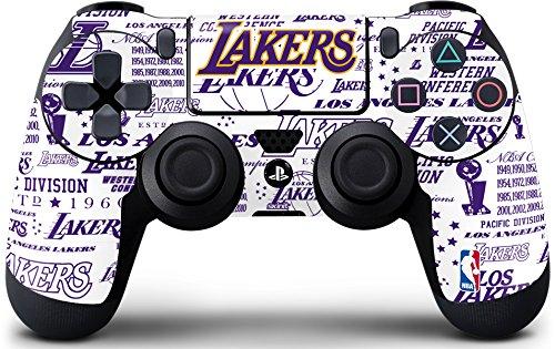 Lakers Skin (Los Angeles Lakers PS4 Controller Skin - LA Lakers Historic Blast | NBA & Skinit Skin)