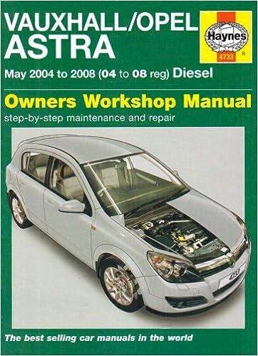 Vauxhall/Opel Astra Diesel (04-08) Hardcover – 1616