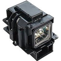 NEC LT280, LT380, VT470, VT670, VT676, VT676E; Anders Kern DXL 7021,DXL 7025 Lamp VT75LP