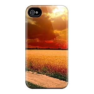 KRf10591xwuT Cases Covers Country Road Samsung Galxy S4 I9500/I9502 Protective Cases