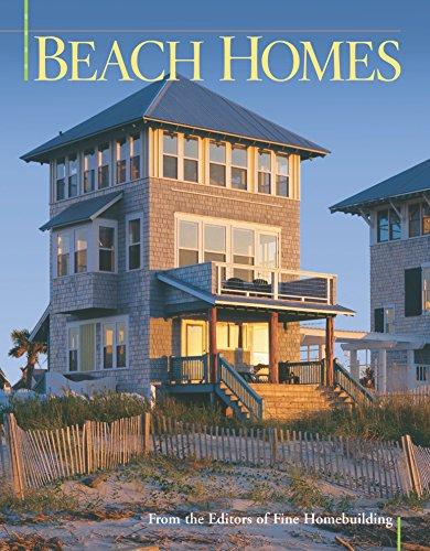 Beach Homes (Best of Fine Homebuilding) (Beach House Design)
