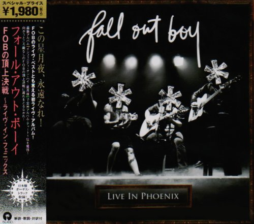LIVE IN PHOENIX by UNIVERSAL MUSIC JAPAN