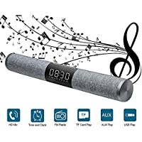 QTMY Surround Sound Loud TV Speakers Sound Bar Soundbar,Wireless Bluetooth Audio Stereo Desktop Speakers